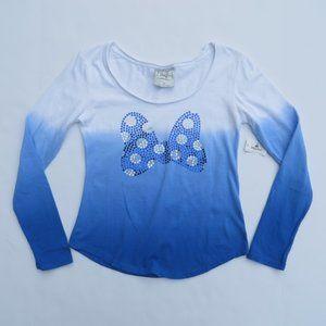 Disney Parks Boutique XS Shirt Tee Mini Mouse NEW